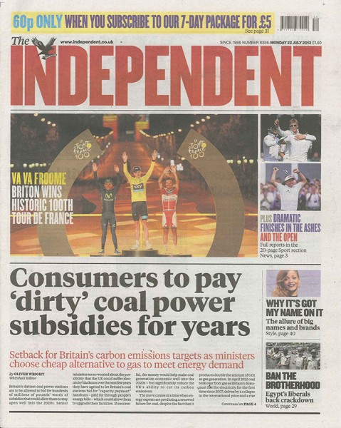 The-Independent---22nd-July---FRONT-COVER