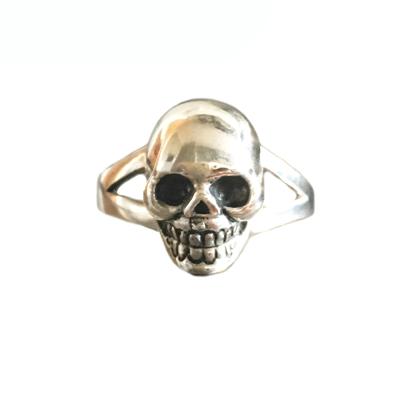 white-skull-ring